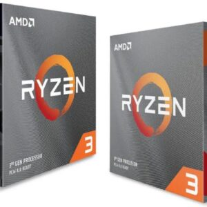 AMD Ryzen 3 3100 Desktop Processor
