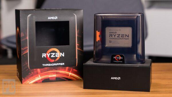 AMD Ryzen Threadripper 3960X Desktop Processor