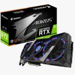 Gigabye AORUS GeForce RTX™ 2070 8G