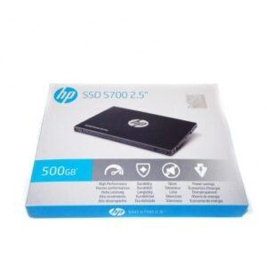 HP S700 SSD Sata 500GB