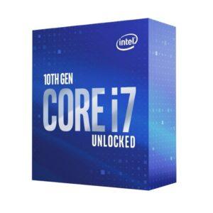 Intel Core i7-10700K Desktop Processor