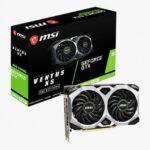 MSI GeForce GTX 1660 SUPER™ VENTUS XS OC