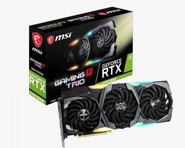 MSI GeForce RTX 2080 SUPER™ GAMING X TRIO