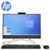 "HP 22-Dd0102D 21.5"" FHD All-In-One Desktop PC Jet Black ( Celeron J4005, 4GB, 256GB SSD, Intel, W10 )"