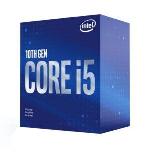 Intel Core i5-10400F Desktop Processor
