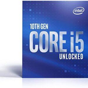Intel Core i5-10600K Desktop Processor