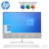 HP Pavilion 24-K0105D 23.8″ FHD Touch All-In-One Desktop PC (I5-10400T, 8GB, 512GB, GTX1650 4GB, W10,HS)
